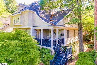 Greenville Single Family Home For Sale: 185 Marshall Bridge