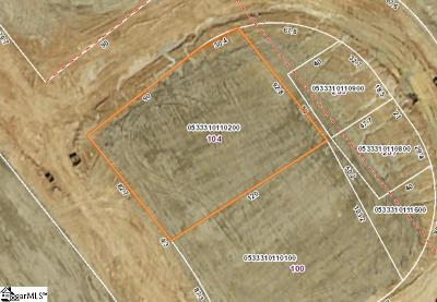 Hartness Residential Lots & Land For Sale: 104 Bowman