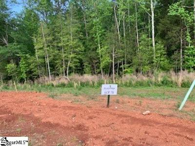 Simpsonville Residential Lots & Land For Sale: 304 Braxton Meadow