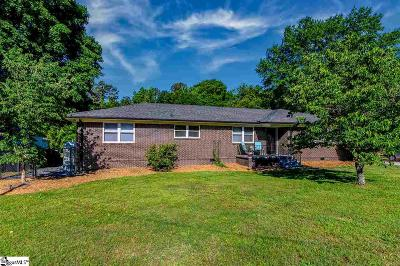 Taylors Single Family Home For Sale: 11 Donnan