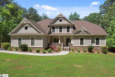 Anderson Single Family Home For Sale: 105 Chapelwood