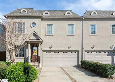 Greer Condo/Townhouse For Sale: 44 Castellan