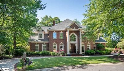 Greer Single Family Home For Sale: 13 Pristine