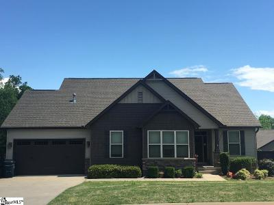 Travelers Rest Single Family Home For Sale: 300 Tineke