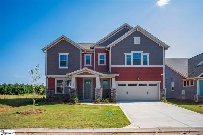 Simpsonville Single Family Home For Sale: 613 Torridon #JM7
