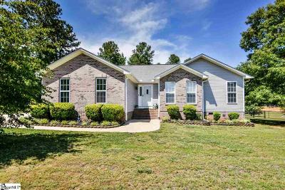 Pelzer Single Family Home Contingency Contract: 103 Whistle