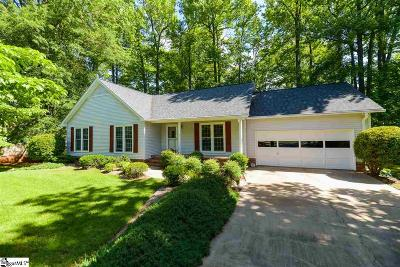 Greer Single Family Home For Sale: 103 Devenridge