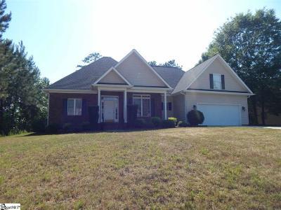 Anderson Single Family Home For Sale: 205 James Lawrence Orr