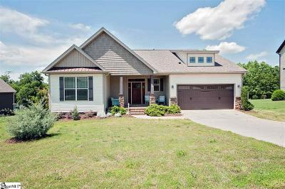 Taylors Single Family Home For Sale: 18 Rising Meadow