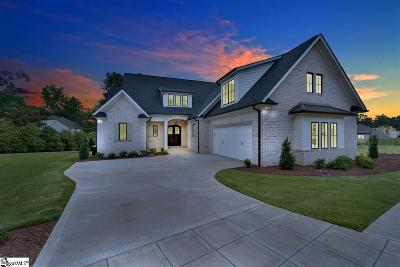 Simpsonville Single Family Home For Sale: 115 Chestnut Pond #Lot 41
