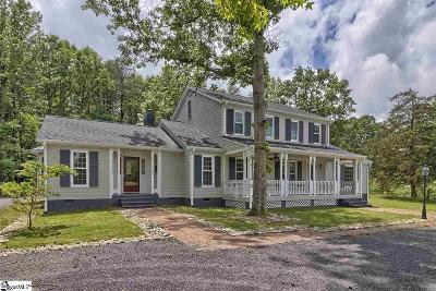 Single Family Home For Sale: 1736 Farrs Bridge #Tract C