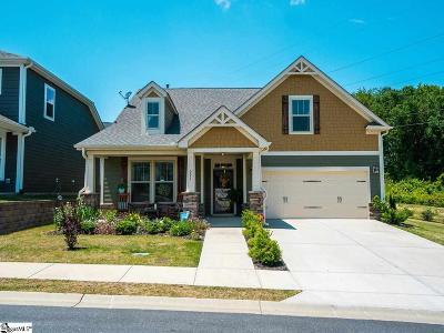 Taylors Single Family Home For Sale: 201 Rolling Creek