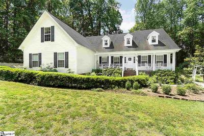 Travelers Rest Single Family Home For Sale: 9 Spur