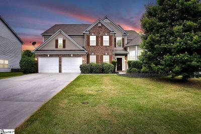 Simpsonville Single Family Home For Sale: 316 Heritage Point