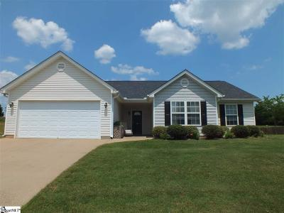 Greer Single Family Home For Sale: 10 Care