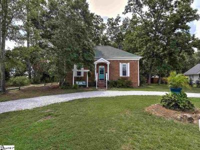 Simpsonville Single Family Home For Sale: 312 S Main