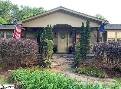Piedmont Single Family Home Contingency Contract: 249 Pine