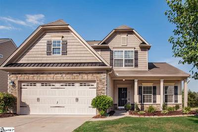 Simpsonville Single Family Home For Sale: 26 Chapel Hill