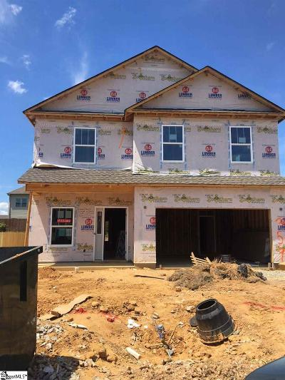 Simpsonville Single Family Home For Sale: 810 Camberwell #359