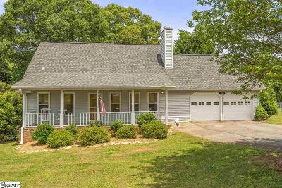 Boiling Springs Single Family Home For Sale: 168 Parris Ridge