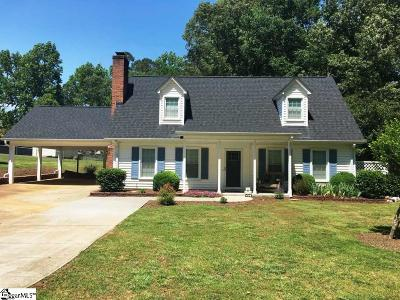 Easley Single Family Home Contingency Contract: 209 Yorktown