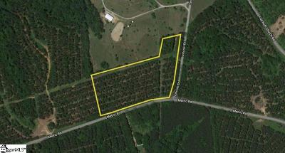 Laurens Residential Lots & Land For Auction: Metric