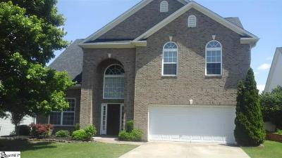Taylors Single Family Home For Sale: 800 Center