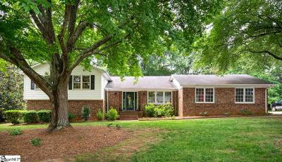 Greenville SC Single Family Home For Sale: $299,900