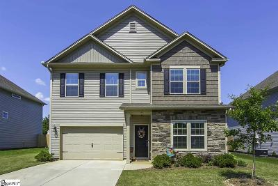 Simpsonville SC Single Family Home For Sale: $258,800