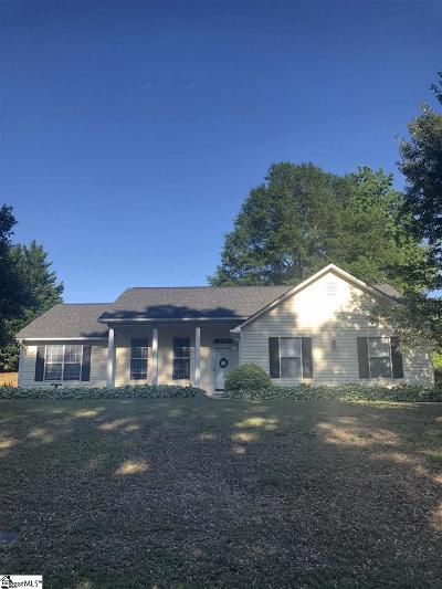 Greer Single Family Home Contingency Contract: 200 Harris