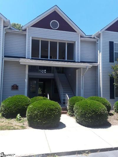 Greenville County Condo/Townhouse For Sale: 4614 Old Spartaburg #Unit 48