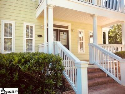 Greenville Condo/Townhouse For Sale: 103 A Woodside