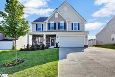 Simpsonville Single Family Home For Sale: 30 Barlow