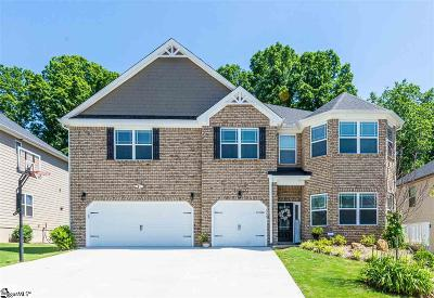 Greenville County Single Family Home For Sale: 213 Mansfield