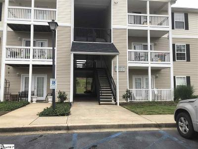 Greenville County Condo/Townhouse For Sale: 105 McKenna