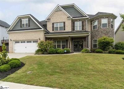 Simpsonville Single Family Home For Sale: 105 Carters Creek