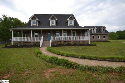 Single Family Home Contingency Contract: 2779 W Georgia
