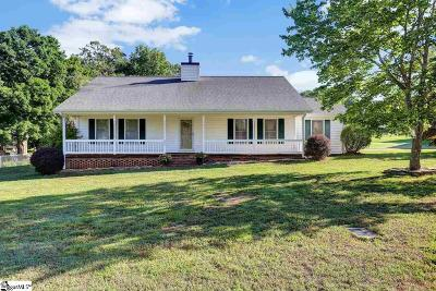 Easley Single Family Home For Sale: 505 Clarendon