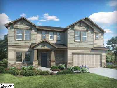Greer Single Family Home For Sale: 815 Cranwell