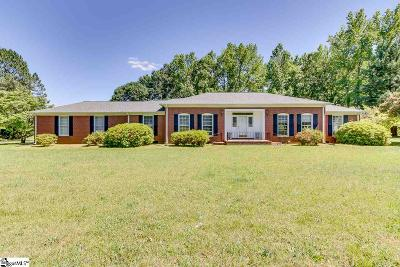 Single Family Home For Sale: 132 Pebble Brook