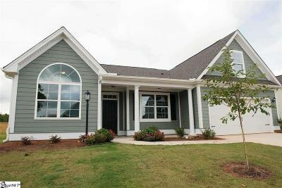 Boiling Springs Single Family Home For Sale: 818 Orchard Valley