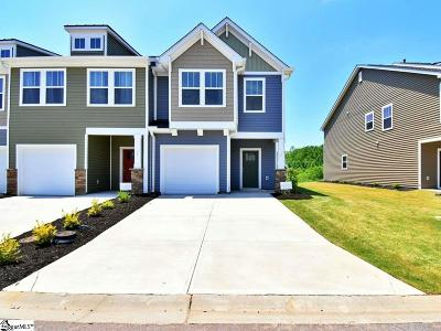 Greenville County Condo/Townhouse For Sale: 17 Timber Oak
