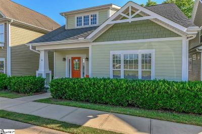 Simpsonville Single Family Home For Sale: 14 Marquette