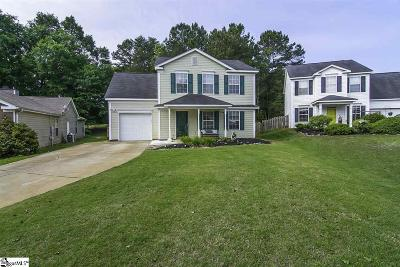 Simpsonville Single Family Home For Sale: 120 Hawkesbury