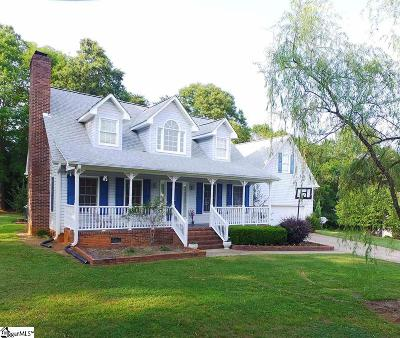 Greer Single Family Home For Sale: 12 Woodwind