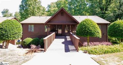Greenville Condo/Townhouse For Sale: 18 Creekside