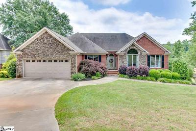 Easley Single Family Home Contingency Contract: 113 Stanridge