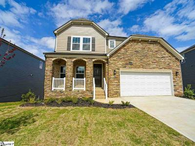 Simpsonville Single Family Home For Sale: 220 Bank Swallow