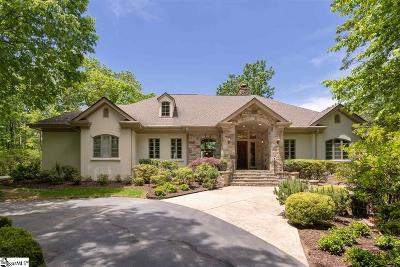 The Cliffs At Glassy, The Cliffs At Keowee, The Cliffs At Keowee Falls, The Cliffs At Keowee Falls North, The Cliffs At Keowee Falls South, The Cliffs At Keowee Springs, The Cliffs At Keowee Vineyards, The Cliffs At Mountain Park, Cliffs Valley Single Family Home For Sale: 4 Grouse