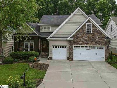 Simpsonville Single Family Home For Sale: 210 Placid Forest